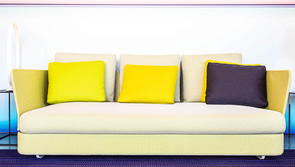Canapé d'extérieur Cove par Paola Lenti