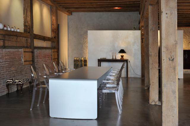 Architecture d'intérieur - Maison en Suisse